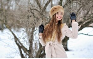 راهنمای شیک پوشی با لباس گرم زمستانی